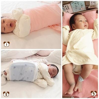 防扁頭防璊新歡。韓國超人氣GIO Pillow 超透氣護頭型嬰兒枕