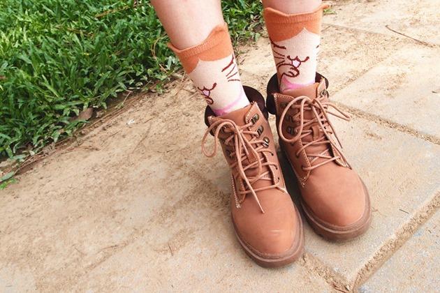 東客集 萊卡襪 童襪 親子襪 (23)