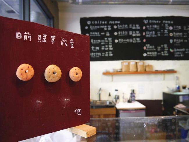 台中-東京Haritts甜甜圈