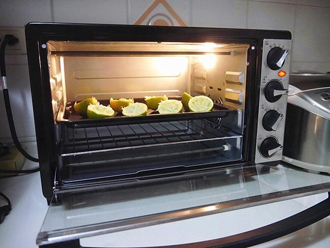 晶工30L不鏽鋼旋風烤箱(JK-630),第一次烤物前絕對不能少的「除臭」