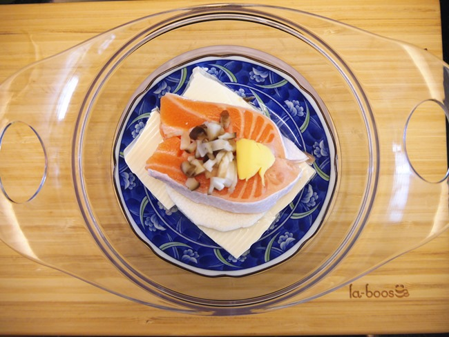 babymoov奶油鮭蒸嫩豆腐