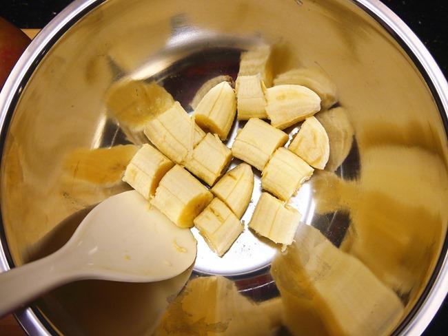 高纖輕窈窕。大人小孩都愛的「低卡養生香蕉燕麥餅」烘焙 點心 副食品 食譜