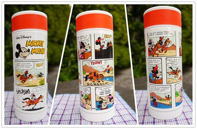 日本迪士尼2way兩用保溫保冷杯,吸管學習杯也可變身成大人杯蓋隨行杯哦!