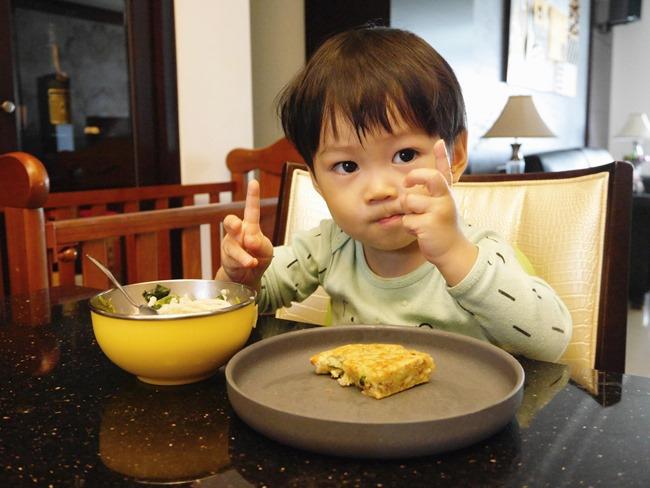 寶寶不愛吃飯?快試試這道「超飽足。健康十穀豬肉煎餅」飲氧品食譜