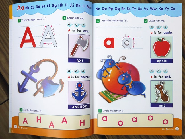 │育兒│豐富多元的「小凱撒」感統學習教材,啟蒙布書、點讀筆