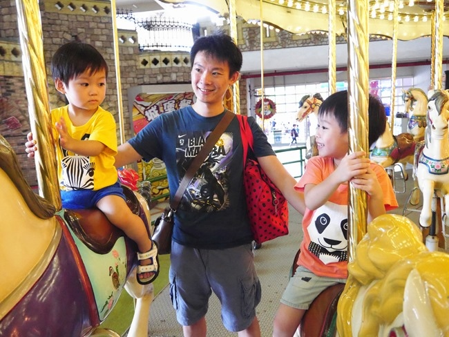 │遊。桃園│「小人國」親子FUN暑假。全新動感樂園+轟浪水樂園 一票玩到底