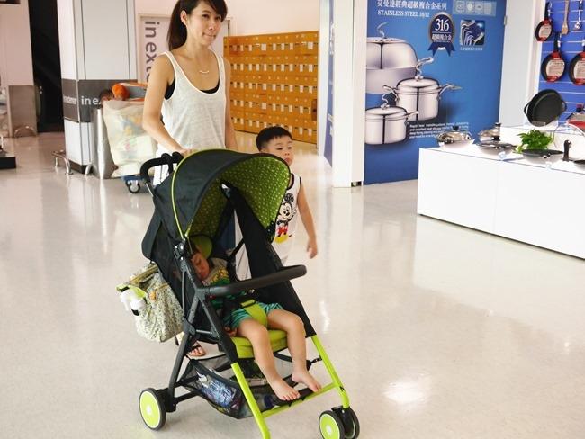 ZOE Urban T11 單手秒收/秒開 4kg輕量型嬰兒手推車