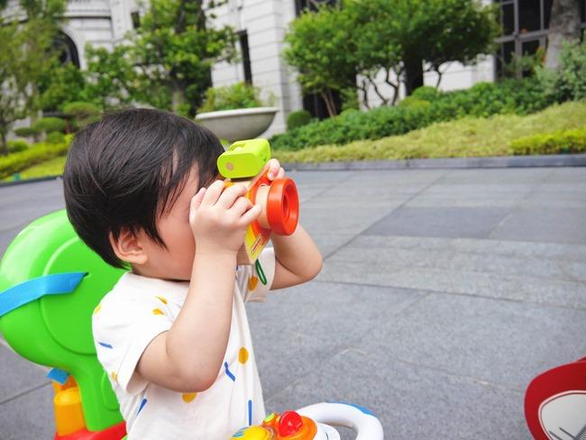 香港Masterkidz木製玩具x平衡學習車