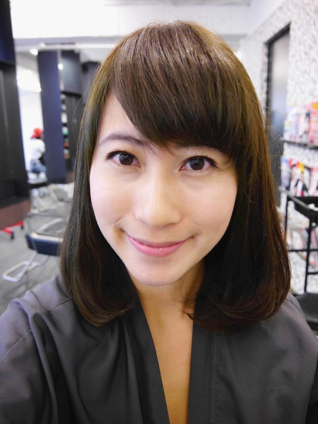 │好心情│美髮界LV頂級護髮-OLAPLEX × 日系梨花燙。「梨花帶肉」小模麻豆魂上身