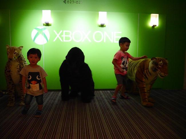 HOTEL COZZI和逸台南西門店 親子飯店。XBOX ONE主題房鮮體驗