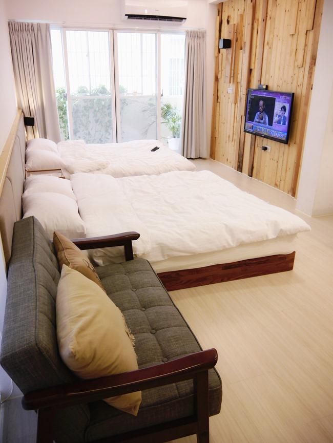 老宅改造。非住不可的台南NO.37 HOUSE。自在工業風旅居推薦