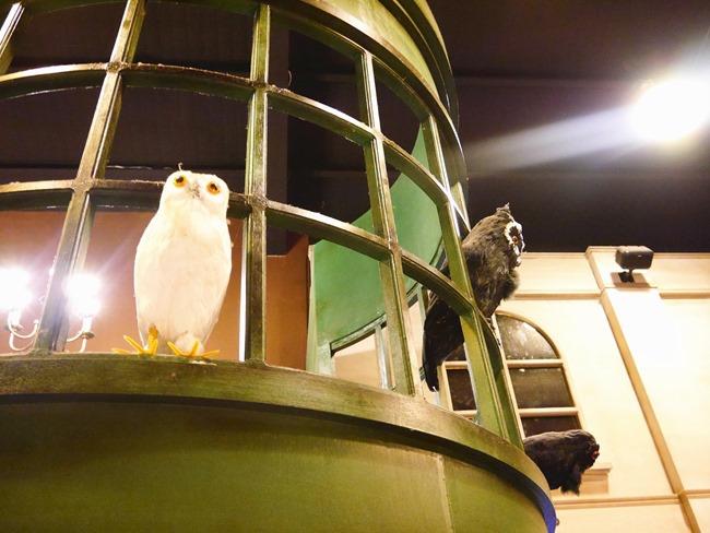 │遊。礁溪│必訪景點「四圍堡車站-霍格華茲魔法食堂」