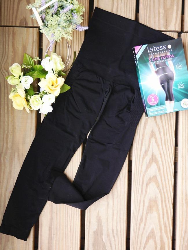 體驗│媽媽們很需要的懶人塑身。法國Lytess 用「穿」的纖體保養品