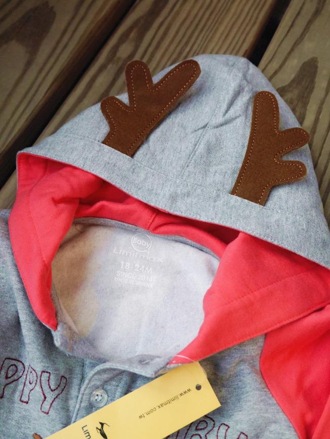 │2y3m穿搭│Limitmax童裝。新年/耶誕主題服亮眼新登場