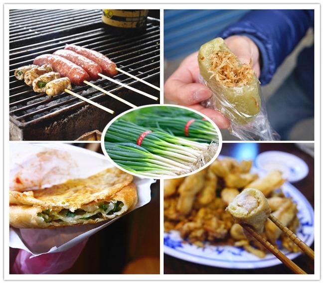 │食。宜蘭三星鄉│必吃美食。味珍香卜肉店 /阿婆蔥油餅/三星蔥肉串/阿嬤ㄟ草仔粿