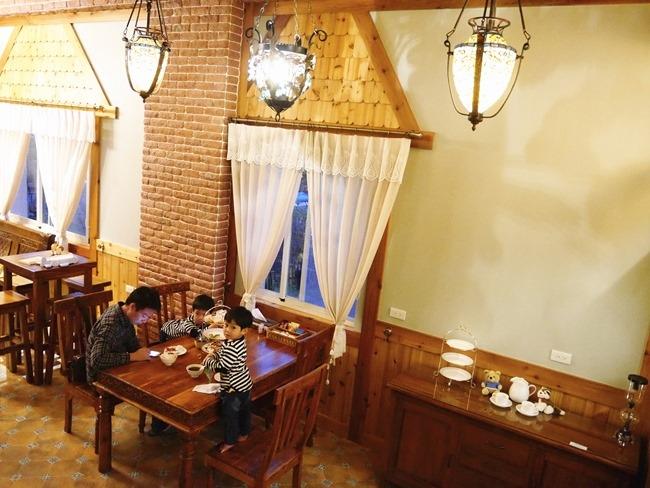 │宿。宜蘭三星鄉│充滿溫暖異國感的「心星相映」民宿。宛如聖誕老人的家!