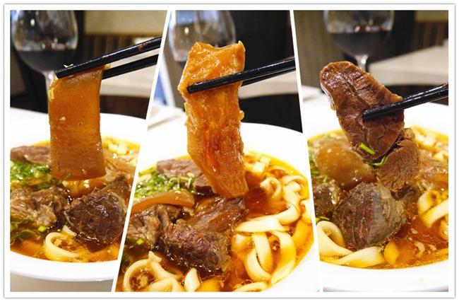│台北東區│天下三絕麵食館頂級牛肉麵。台灣小吃也能躍升豪華宴(捷運忠孝復興)