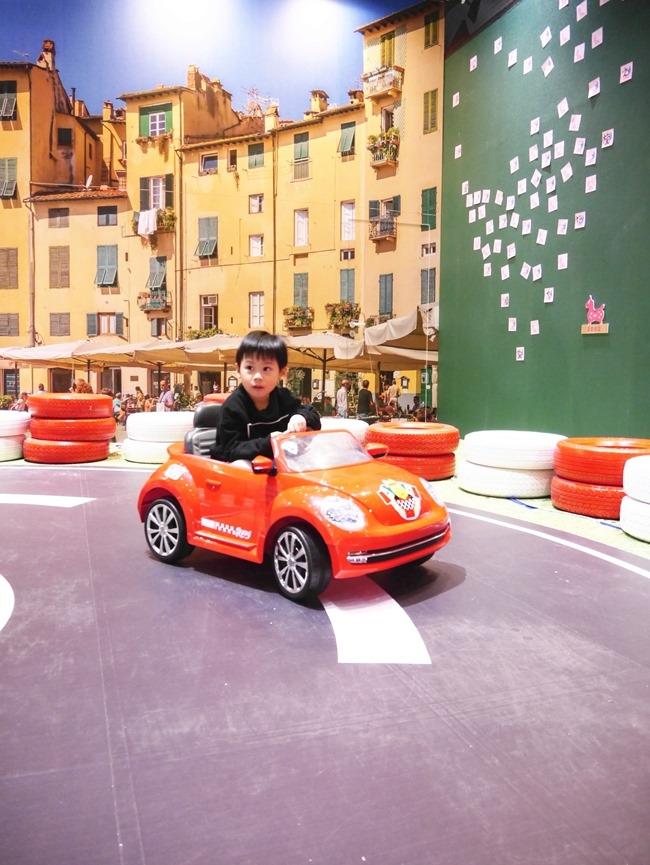 【親子展覽】新光三越A11-RODY奇幻之旅(2/5~3/27)。賽車駕駛、遊戲氣墊…寒假太難收心