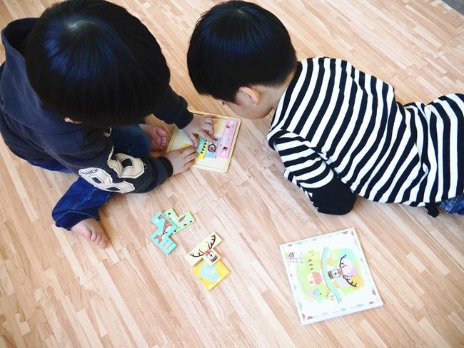 益智玩具團購。Learning Age學齡國際。童趣磁鐵配對遊戲組、益智七巧板、DIY成長回憶有聲書