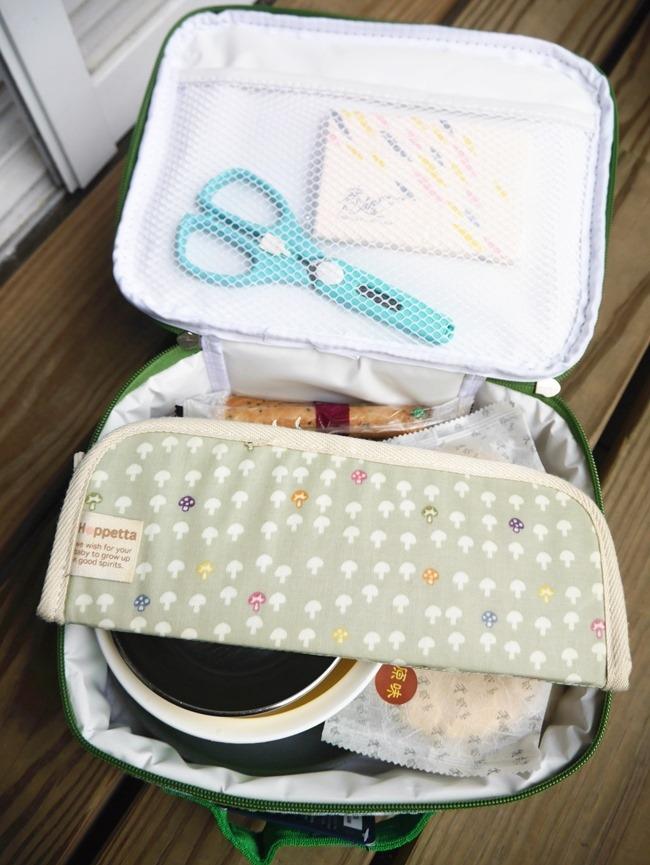 上學必備。美國 Wildkin幼兒安全睡袋、大容量保冷/保溫餐具袋