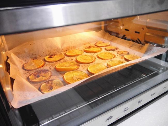 是水果也是甜點—焦糖烤香橙