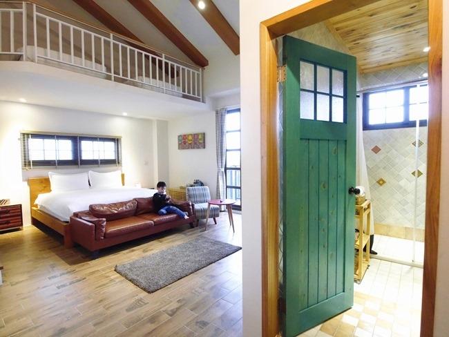 │宿。花蓮吉安│ 民宿推薦 森林中Forestr B&B民宿。品味、設計、服務無所不在