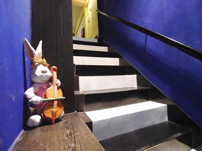 │宿。花蓮吉安│白兔先生親子童話民宿
