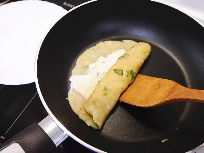 │食譜│DIY自製蛋餅皮