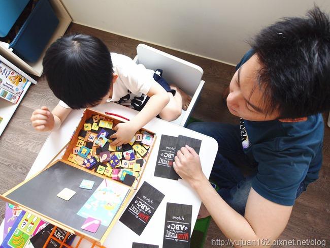 │育兒│澳洲 Tiger Tribe行動磁鐵黑板。孩子輕鬆學英文