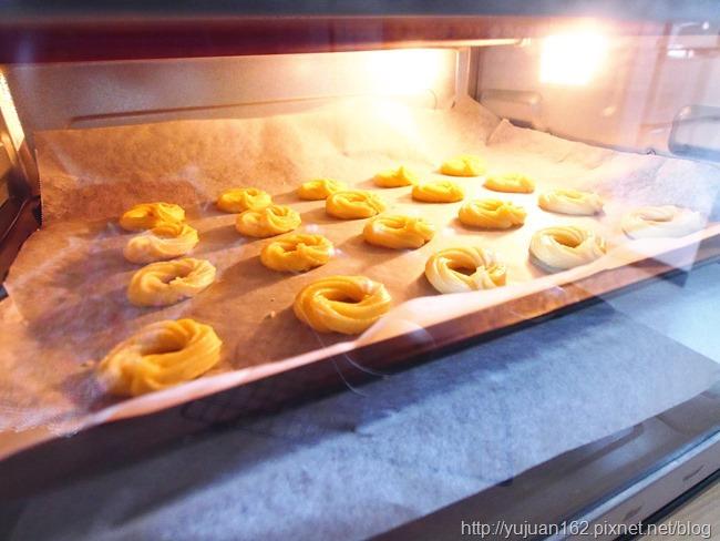 │手工餅乾食譜│小饕客法式點心-豆香甜甜圈餅