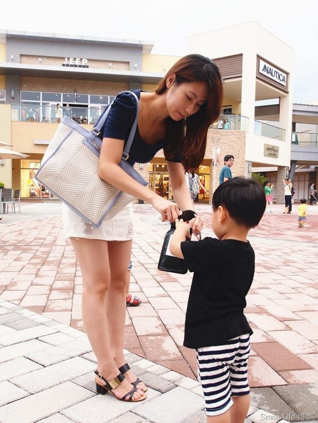 │媽媽包推薦│輕巧多收納層BABYBOO完全跳脫媽媽形象包袱。重拾媽媽的時尚魂