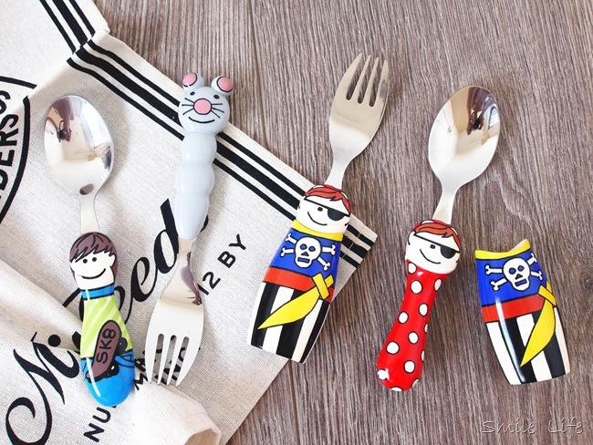 小小家 兒童餐具 不銹鋼餐具 造型便當盒 食譜 副食品 316不銹鋼  美國兒童餐具