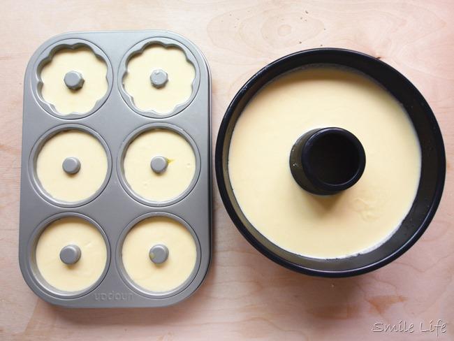 │寶寶點心食譜│只要4種材料喇一喇。就能快速完成超香濃「起司蛋糕」