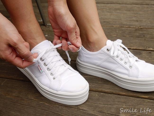│親子穿搭│簡約時尚Victoria西班牙手工鞋。四季百搭帆布休閒親子鞋/童鞋/女鞋