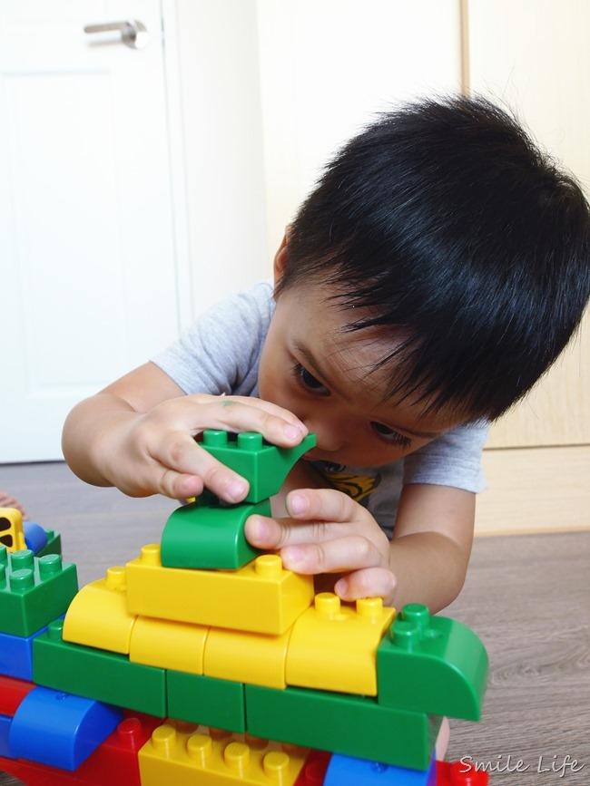 【團購】幼稚園最愛*熱銷萬組。全腦開發Lasykids益智積木。買一送二大fun送