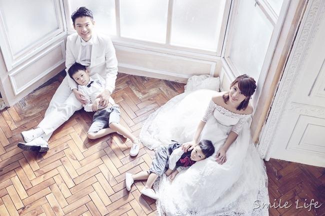【親子婚紗】JW wedding 婚紗攝影*BalletMocha芭蕾摩卡自助婚紗工作室-成品+幕後花絮(下集)