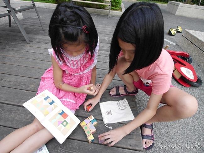 【團購】Learning Age學齡幼教新品。My First Journey Book生活認知點讀書+Free Carry幾何積木