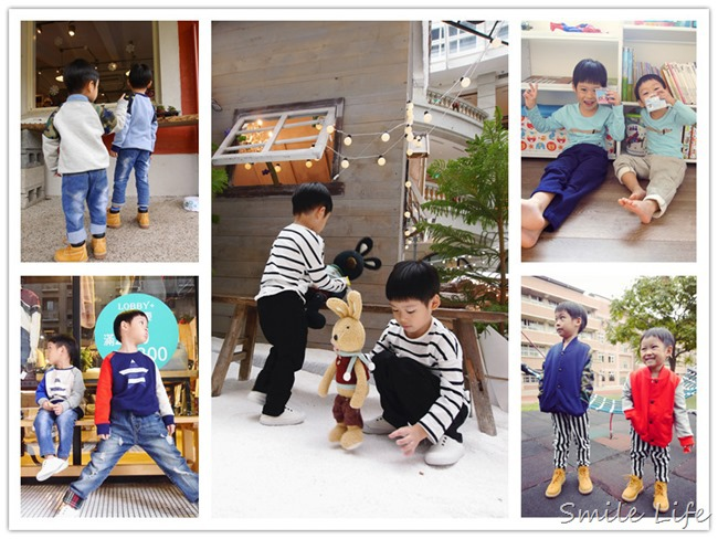 ▌百元兄弟裝穿搭▌新年購新衣。美式平價Little moni時尚童戰利品分享♥舒適好品味