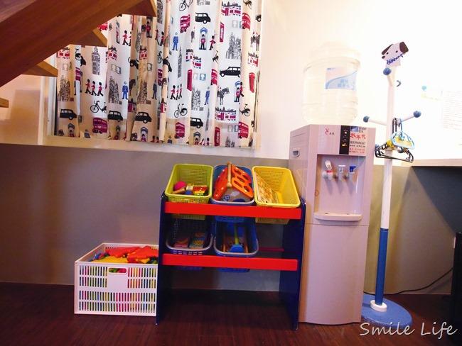 ▌宿。宜蘭▌媽寶聚「兒童王國親子民宿」每間都有溜滑梯尖叫主題房。孩子的閣樓小宇宙