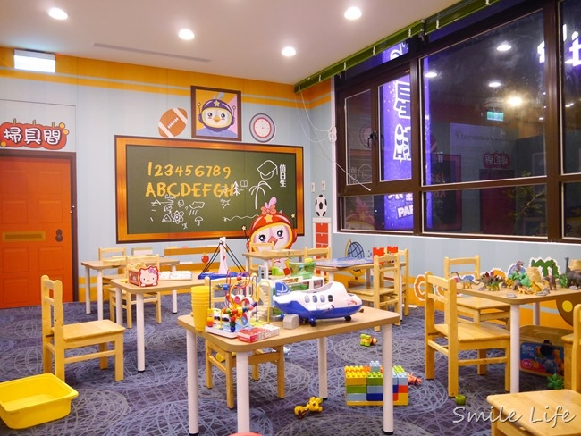 ▌樹林。親子餐廳▌小星球家庭餐廳-Little Planet。超具創意十大主題派對屋 專心吃飯也要盡情玩!