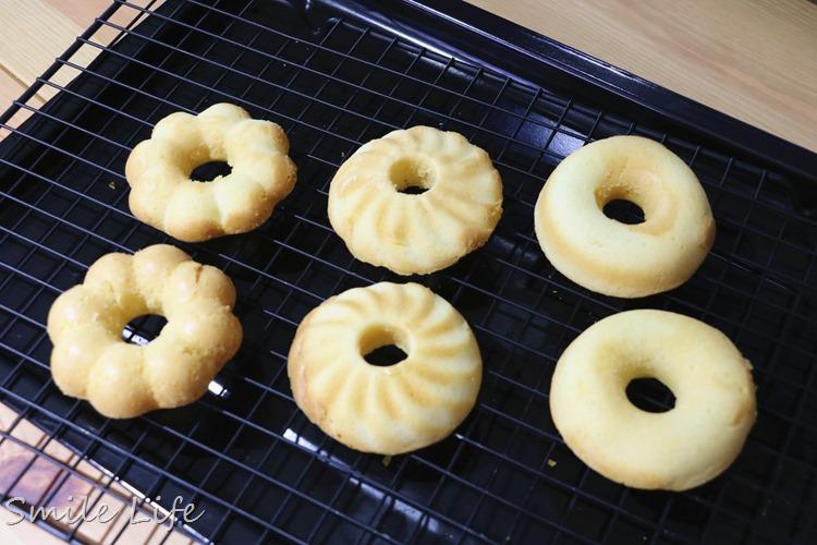 ▌食譜▌孩子想吃甜甜圈,只要喇一喇「免油炸甜甜圈」自己在家輕鬆作