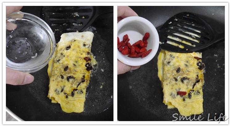 ▌食譜▌補冬、抗寒流。娘家媽媽味「桂圓麻油薑薑蛋」只要5分鐘讓你暖身又暖心