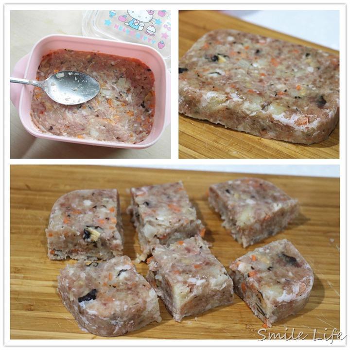 ▌廚娘日常▌冰箱冷凍庫一坨又坨硬繃繃的真相。各式肉類分裝收納技巧