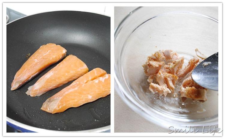 ▌副食品▌草地好食光「鮭魚芝麻香鬆御飯糰」帶著寶寶野餐去