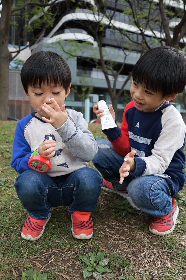 ▌育兒不怕曬▌唯有機。法國Acorelle日光意境-BIO全護植萃防曬乳。媽媽寶寶、敏感肌全家皆適用