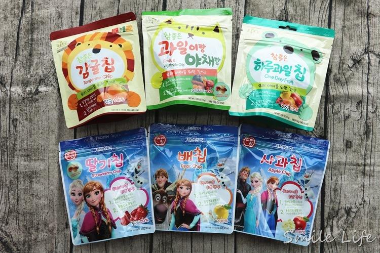 ▌寶寶解嘴饞▌韓國超夯療癒安心零食!Natural Choice水果脆片+Bebecook果汁