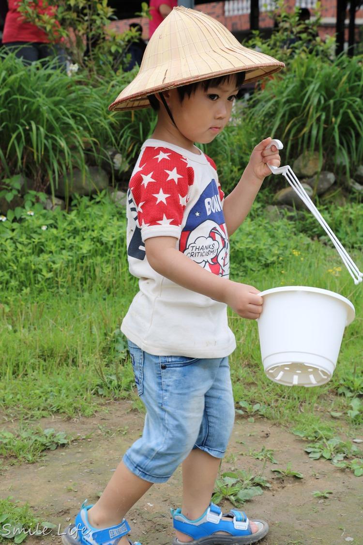 ▌新北景點▌金山汪汪地瓜園。烤磚窯/烤肉/挖沙/打水仗/有機地瓜種植 小農親子體驗