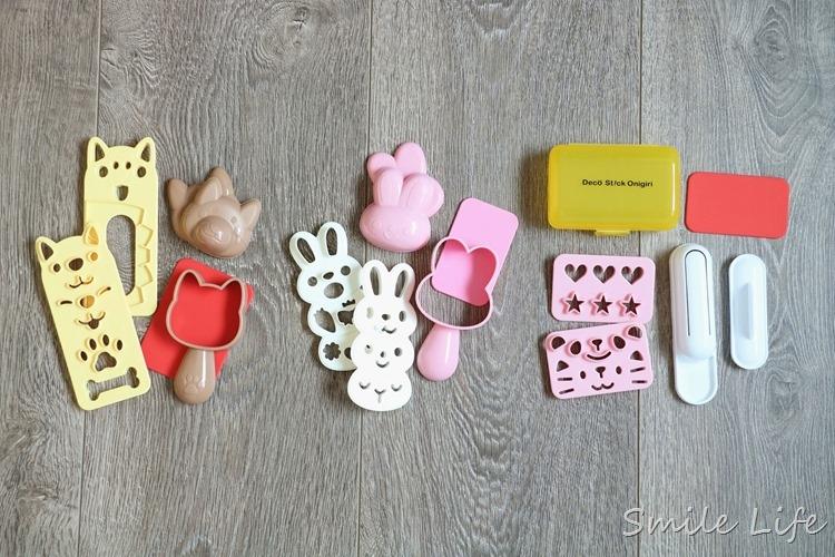 ▌親子料理▌野餐趴必備日本Arnest。不失手視覺系可愛造型便當+手工餅乾。收服大小孩的心