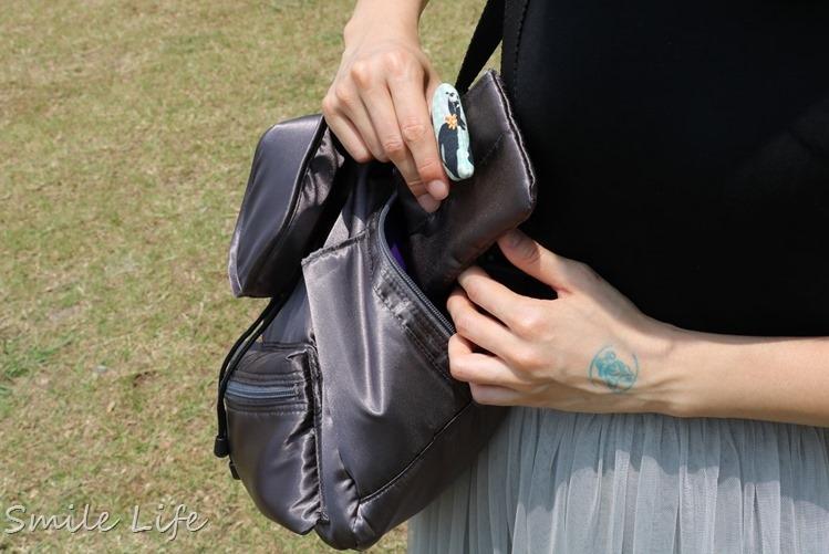 ▌媽媽穿搭▌手刀追小孩必備。MIBE超輕量、防潑水、高收納束口後背媽媽包