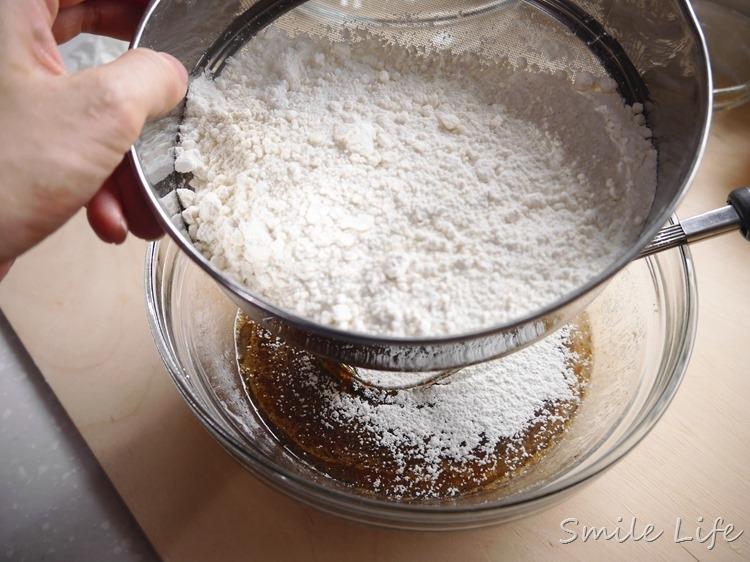 ▌食譜▌「南瓜黑糖磅蛋糕」多一點健康、大啖甜食也不會有太大罪惡感!